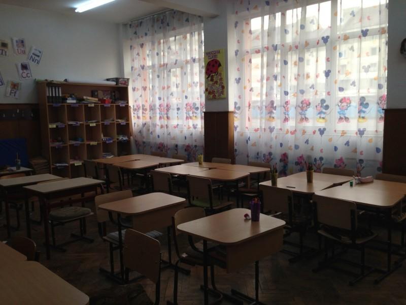 Clasele in care vor invata elevii din clasa pregatitoare