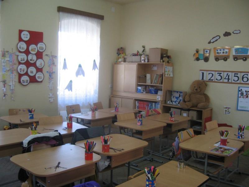 Imagini din sala clasa