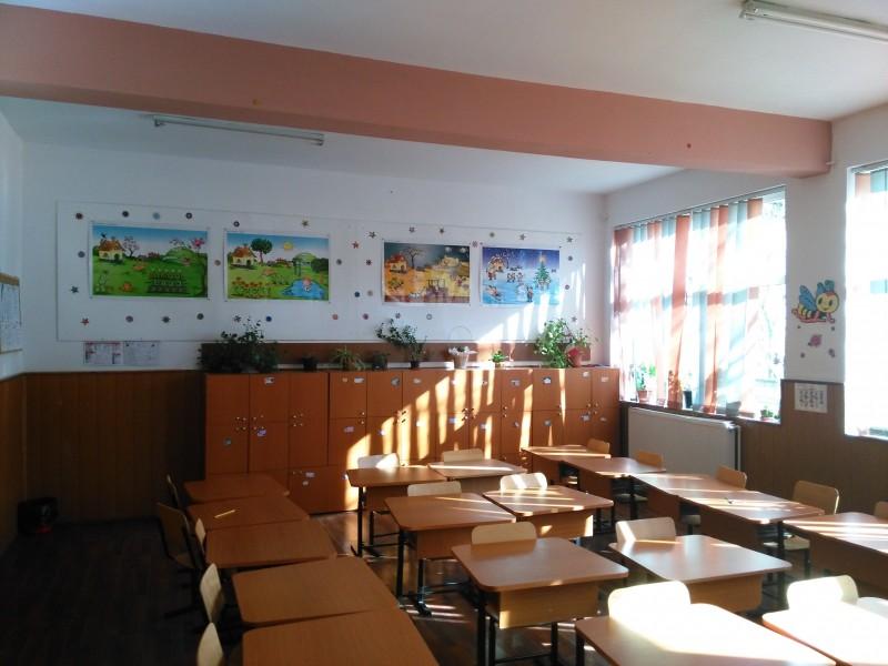 Sala de clasă pregătitoare A