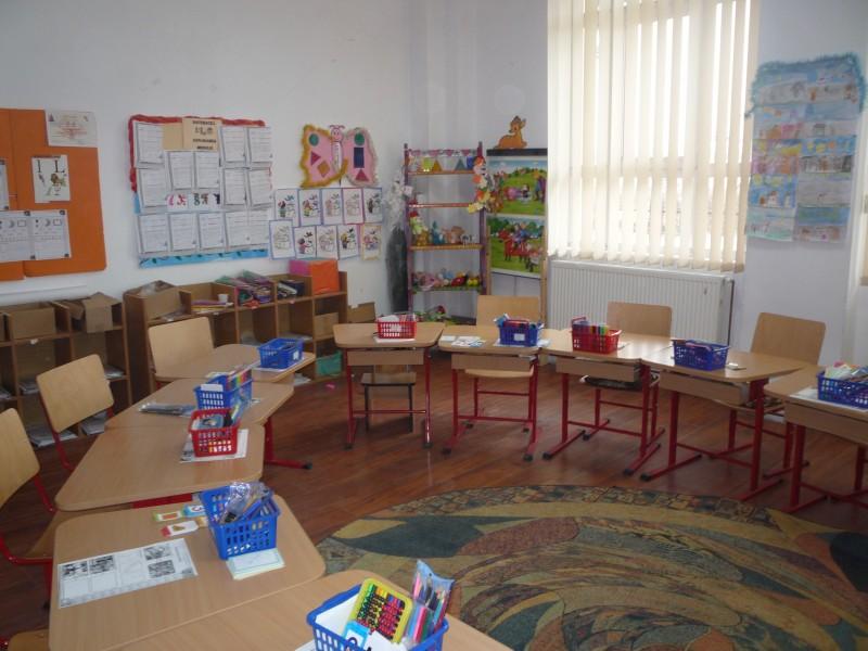 Clasa noastra a celor mici