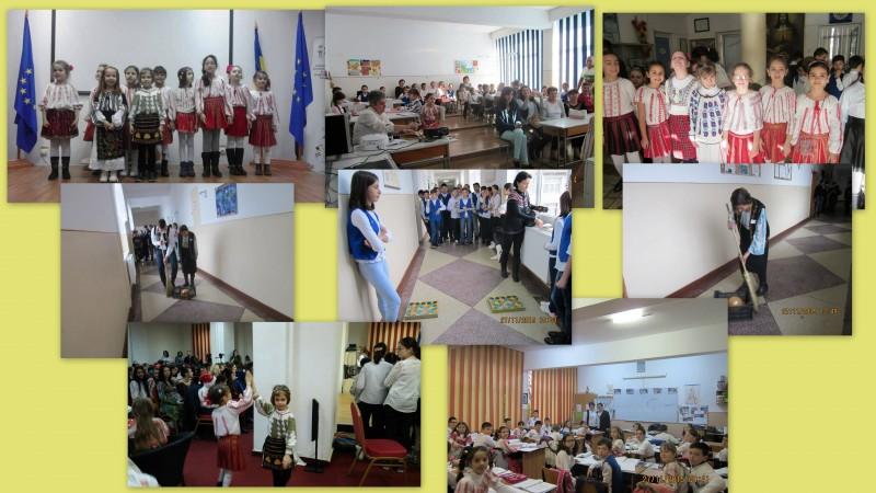Sărbătorim Ziua Națională a României !