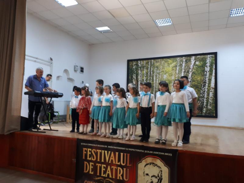 """Pe scena la Festivalul de teatru """"Gheorghe Dinica"""", 5 mai 2018"""