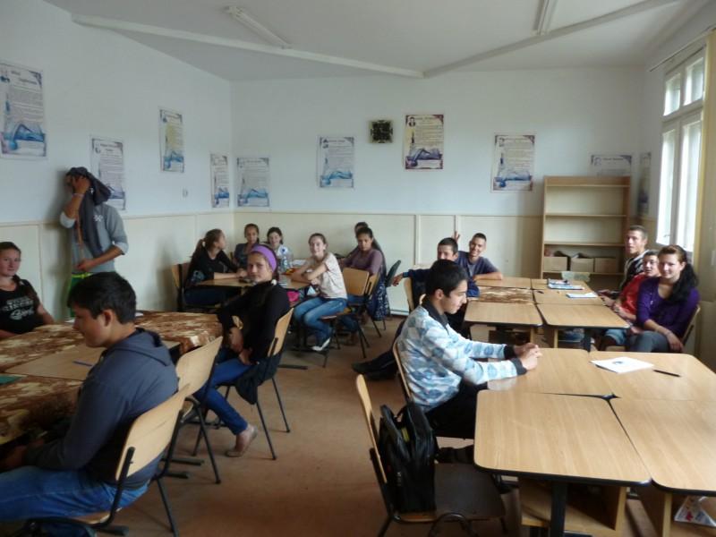 Clasa a VIII-a   2012-2013
