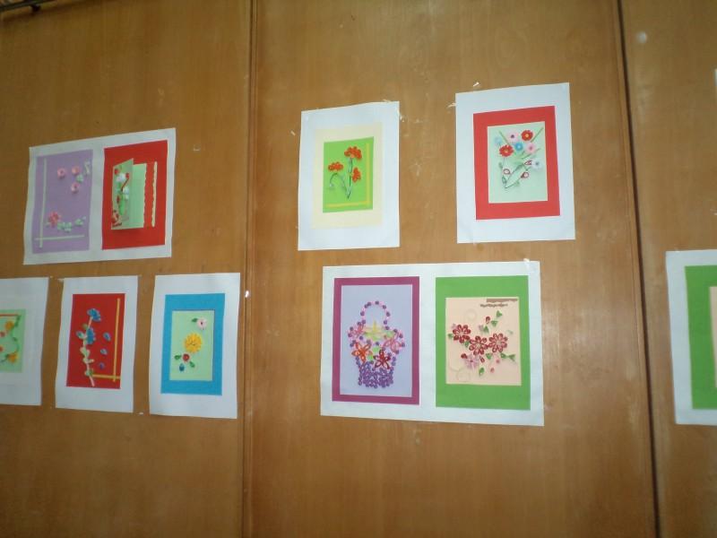expozitie de martisoare si felicitari la Muzeul Municipal