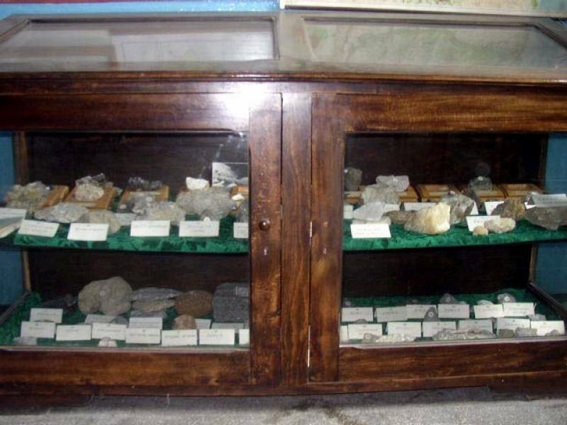 din mimimuzeul școlii