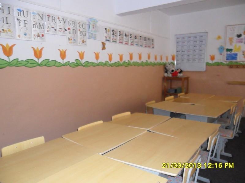 clasa pregătitoare traditional