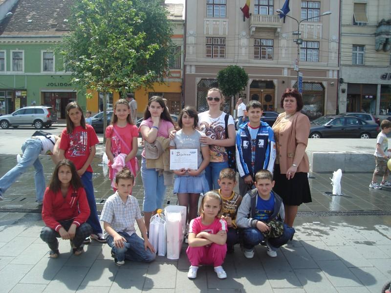 Concurs organizat de Primăria Municipiului Cluj-Napoca