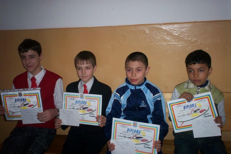 elevii nostri au fost premiati