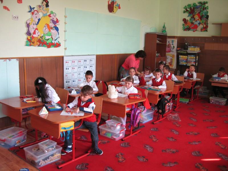 Activitati la clasa Pregătitoare