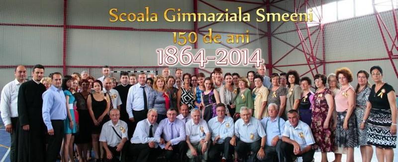 Scoala Gimnaziala Smeeni 150 de ani