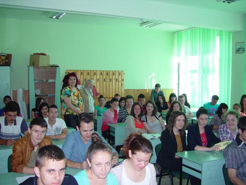 Studentii printre noi
