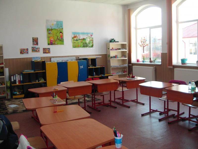 Sala de clasa primitoare