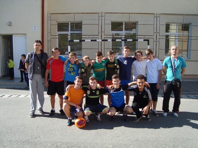 Echipa reprezentativa de minifotbal