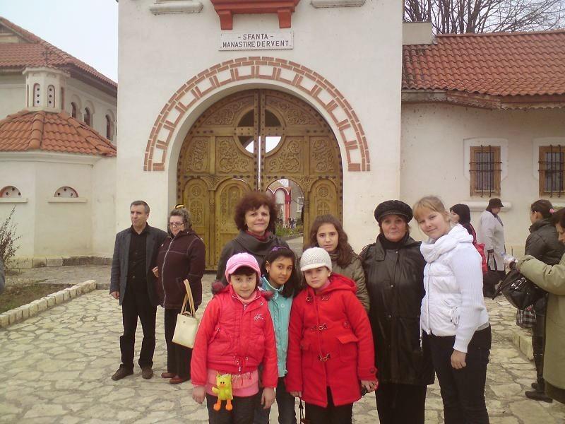 Manastirea Dervent - jud. Constanta