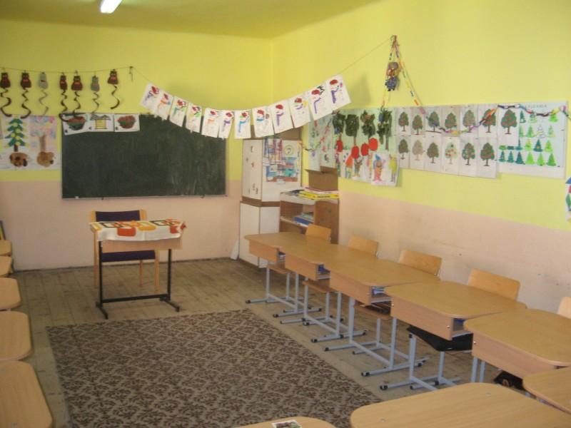 sala clasa pregatitoare sectia germana