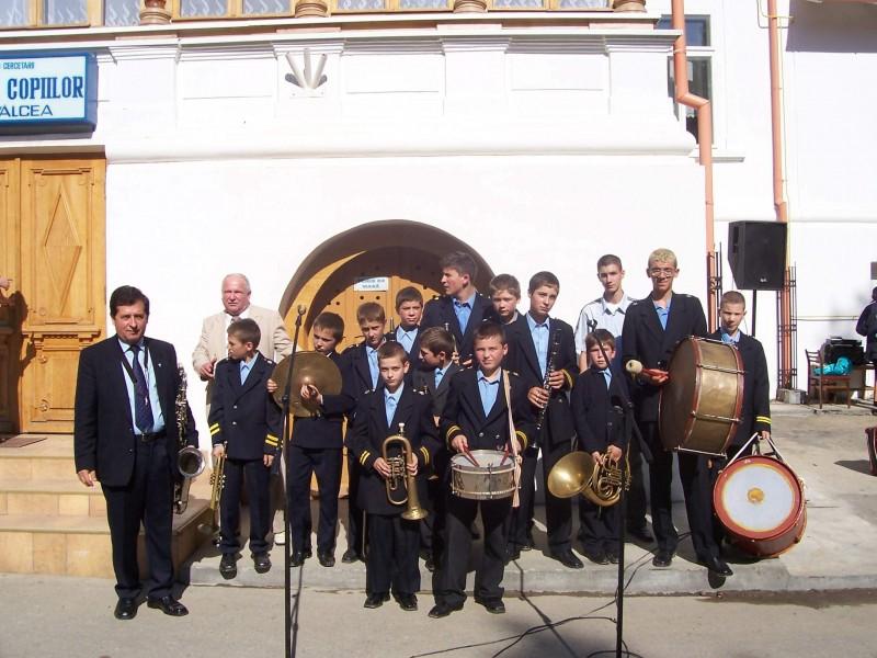 orchestra Palat Copii Valcea