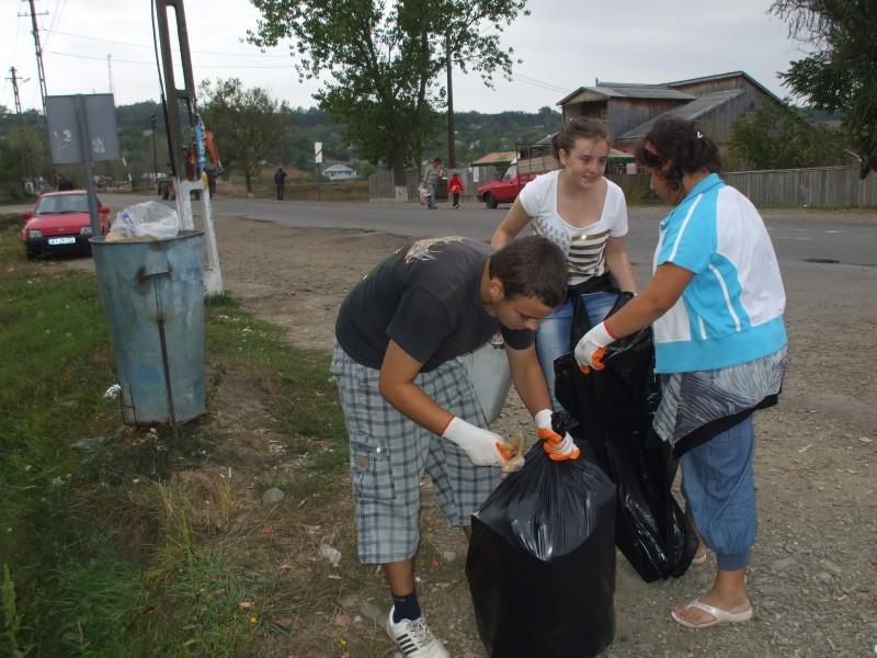 Sa facem Romania mai curata!