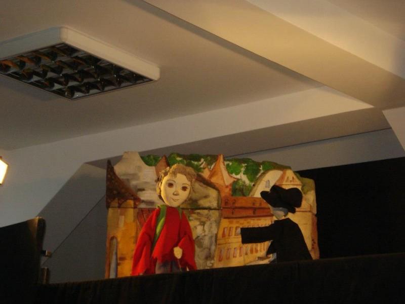 Teatru Anton Pann, spectacol Pinochio