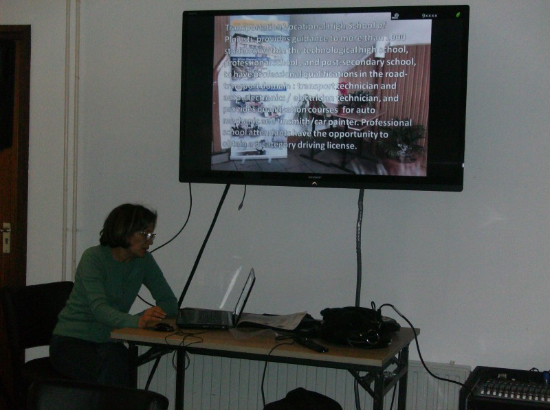 Mobilitate din cadrul proiectului desfasurata in Assen- Olanda in perioada 15-21 martie 2015