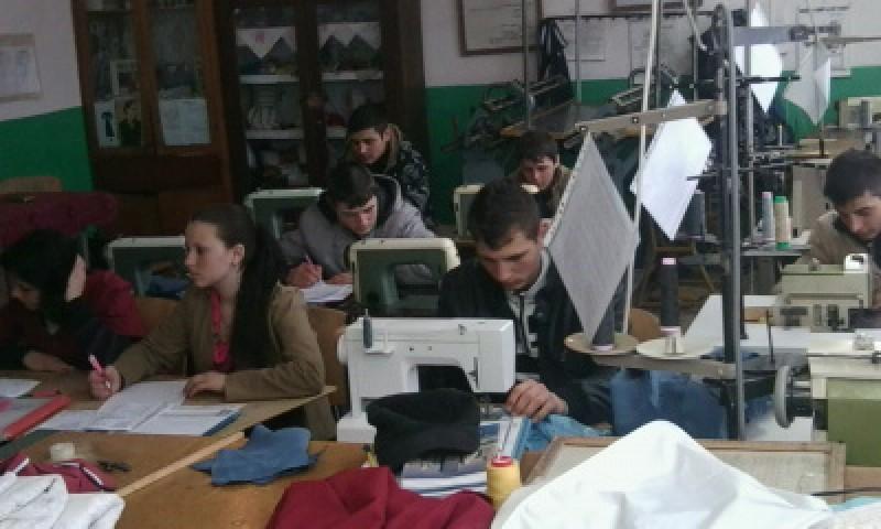 Atelier Textile si Pielarie