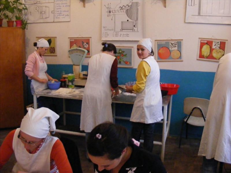 Laborator industrie alimentara SAM Plopenii-Mari