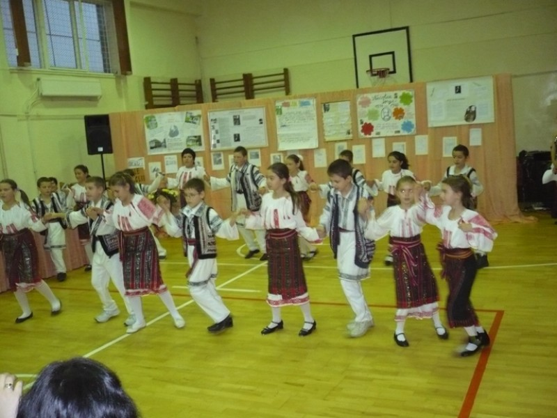 Formatia de dansuri populare