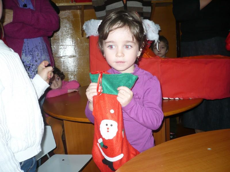 Moment din activitatea comuna cu parintii-6.12.2011
