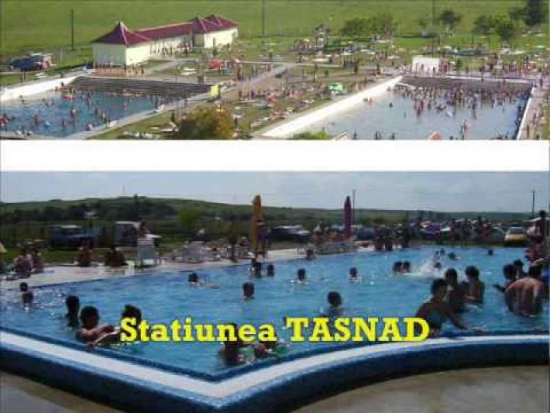 Oraşul Tăşnad din nordul ţării este renumit pentru apele sale termale cu efecte terapeutice de excepţie în special în privinţa tratării afecţiunilor reumatismale, neurologice, ginecologice, posttraumatice şi unele boli asociate