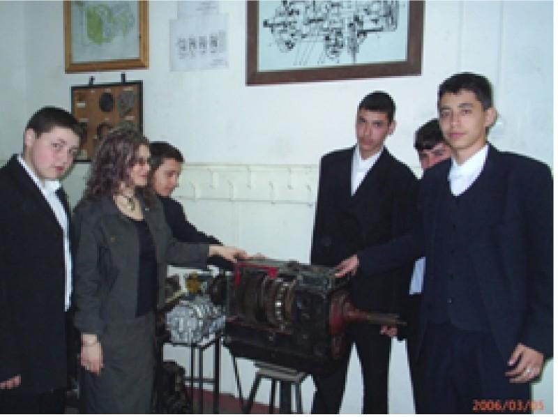 Laborator tehnologic
